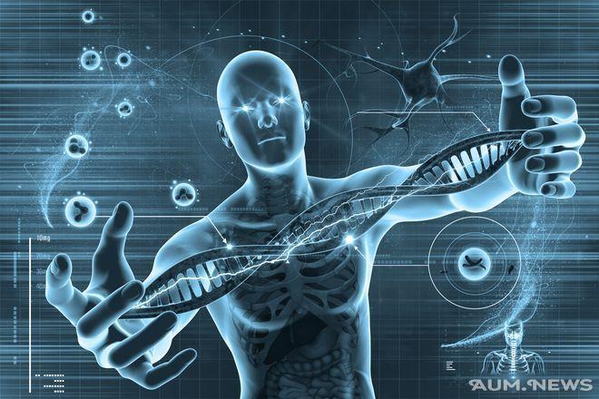 Энергия жизненной сути ДНК
