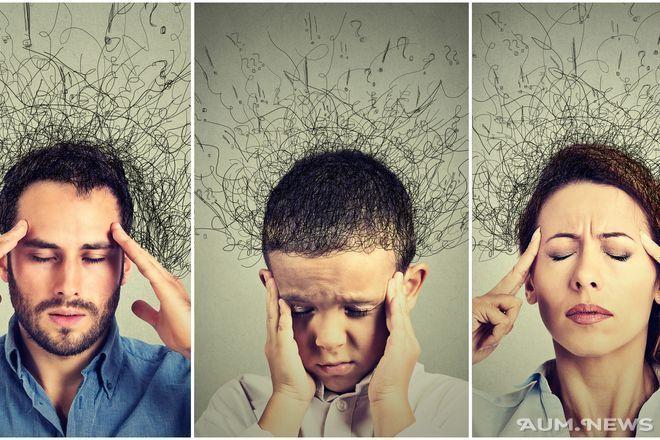 Навязчивые мысли у ребенка