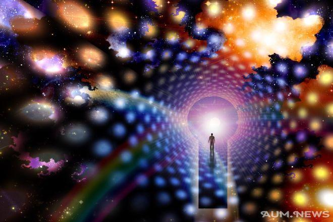 Умерев, люди воскресают в другой параллельной вселенной