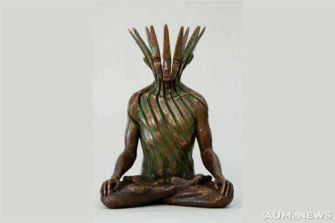 sculpture meditation