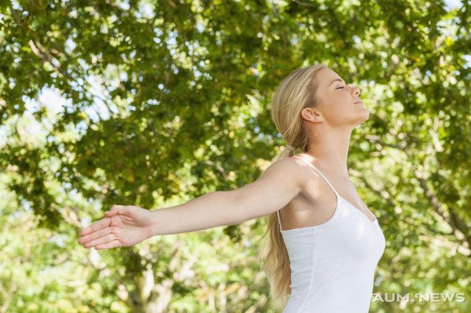 Уменьшенное дыхание оздоравливает весь организм