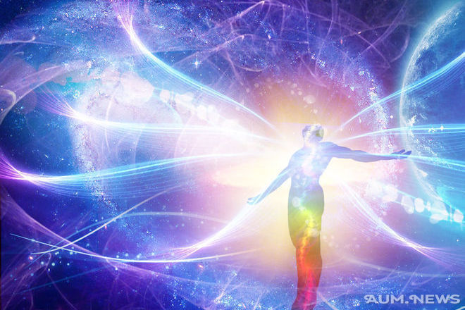 Секс энергия свечение душа